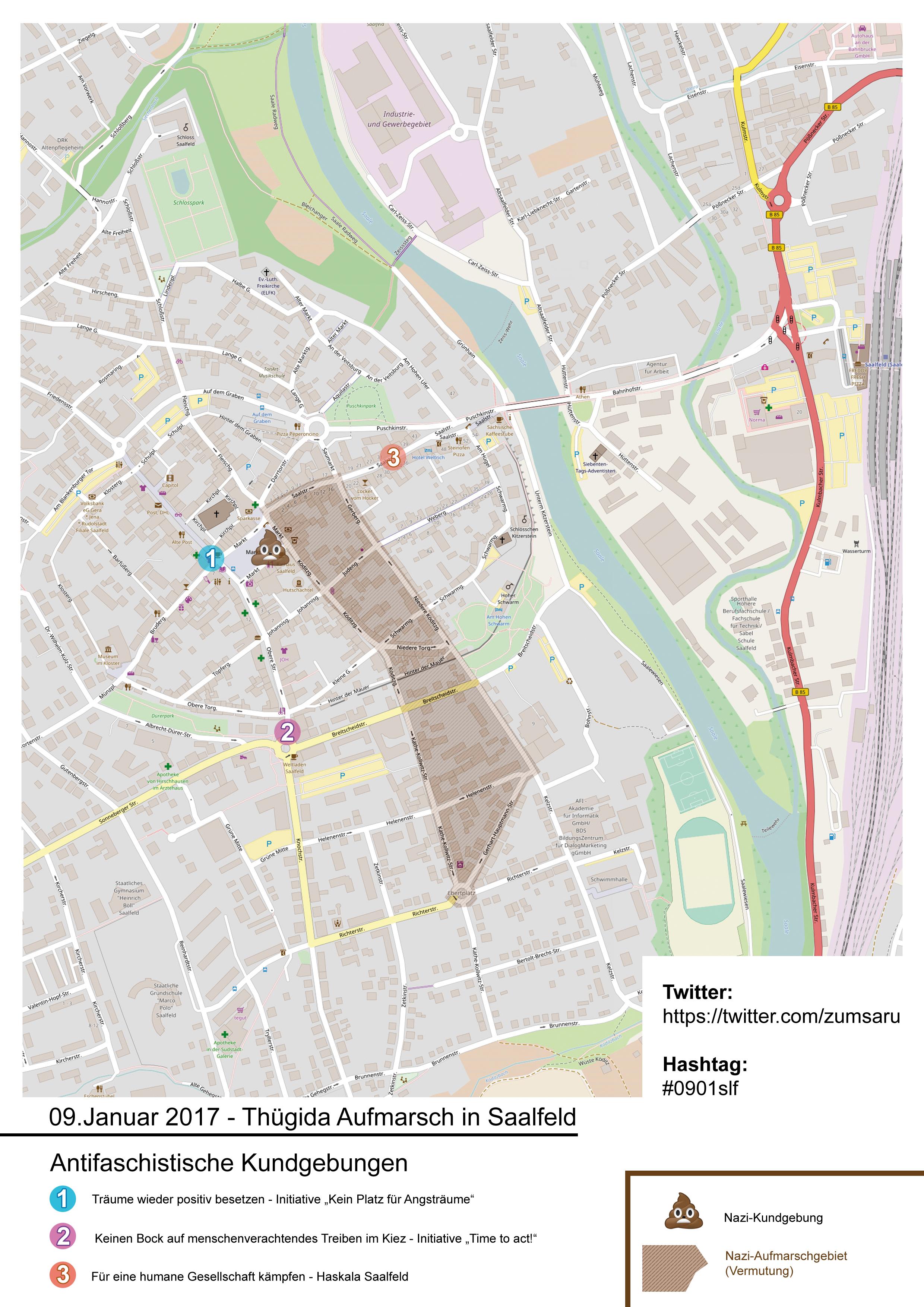 Aktionskarte 09012017 Saalfeld