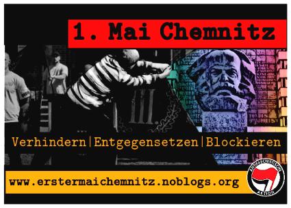 1.Mai 2018 Chemnitz